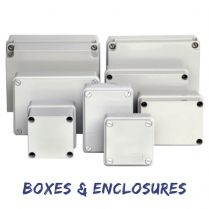 Boxes and Enclosures